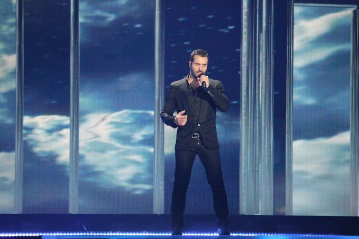 Václav Noid Bárta Eurovision 2015 Czech Republic Hope Never Dies
