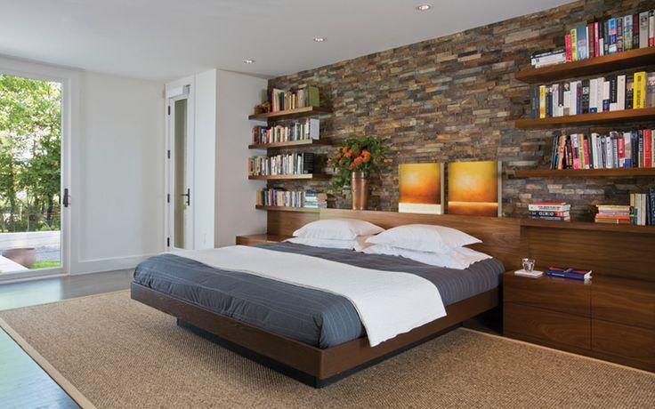 Спальня в доме на побережье Мэриленда
