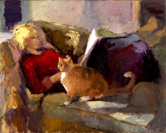 """Sunday Afternoon"" Bruce Bingham"