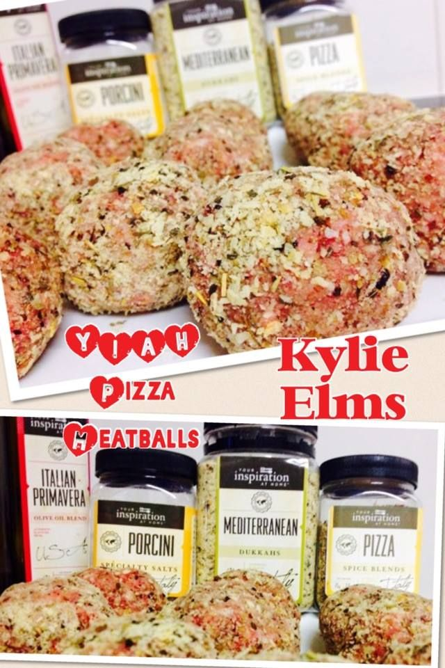 Dinner sorted - YIAH Pizza Balls