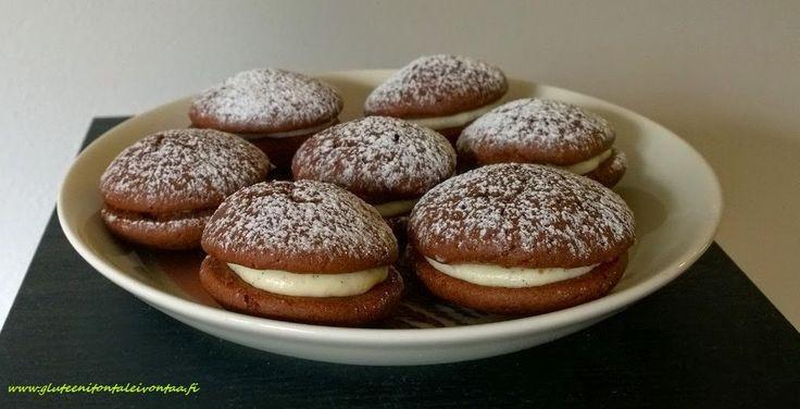 Gluteenitonta leivontaa: Muut makeat leivonnaiset