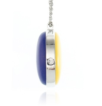 SAMANTHA WILLS - SAIL THE DREAM NECKLACE - SILVER