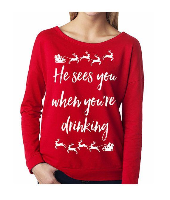 Best 25  Womens christmas sweaters ideas on Pinterest | Womens ...