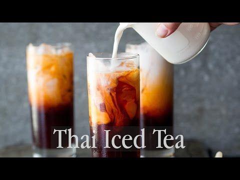 Thai Tea Recipe {Make this Now} – White on Rice Couple