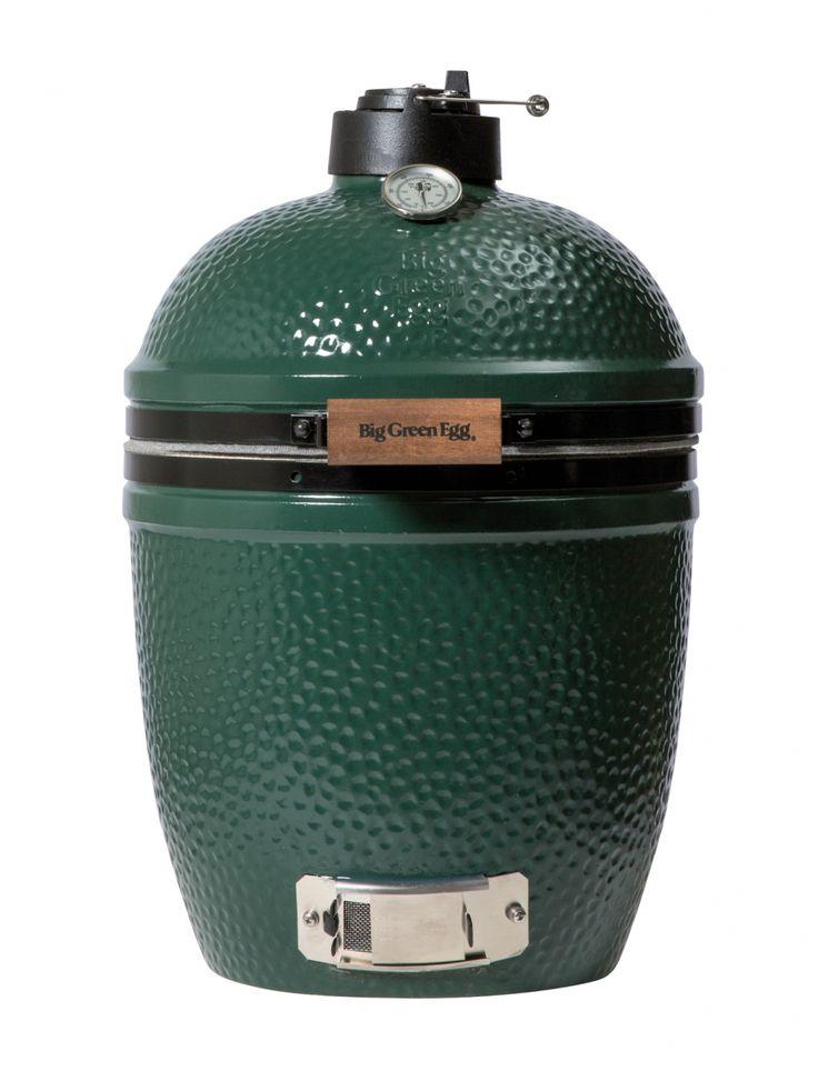 BIG GREEN EGG - Barbecue multicuiseur Big Green Egg Medium - AMHD1 - Achetez au meilleur prix chez Francis BATT