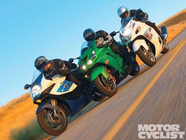 2012 Kawasaki Ninja Zx 14R Bmw K1300s Hp Suzukigsx1300r Hayabusa Cover