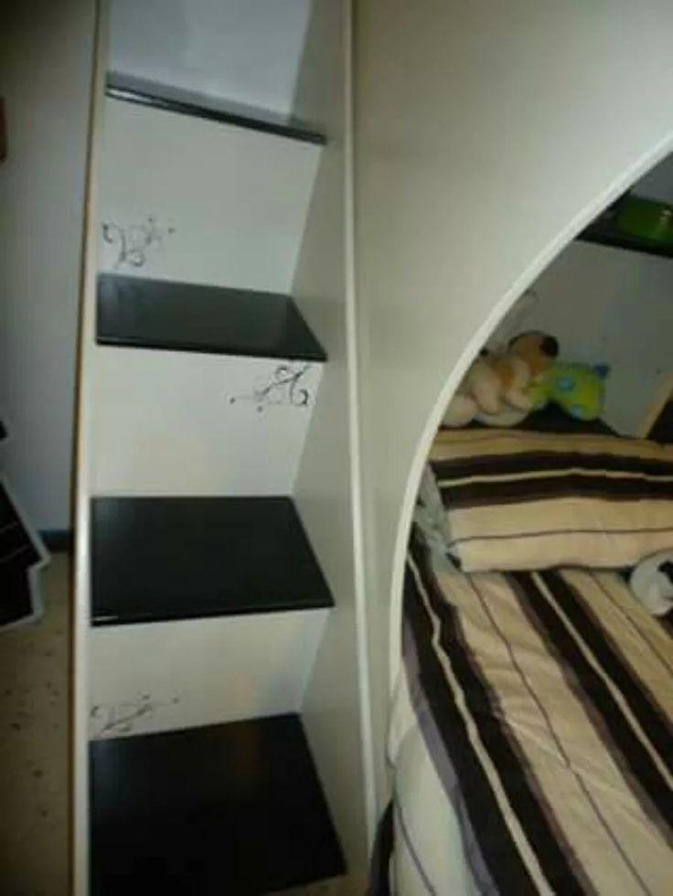 17 best ideas sobre escalera de biblioteca en pinterest - Escaleras para bibliotecas ...