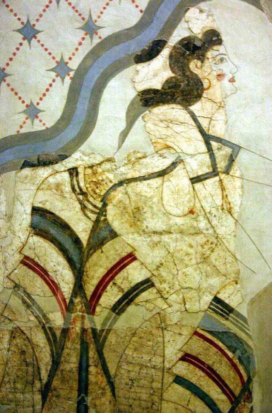 Grecia, Santorini, Museo Nuovo