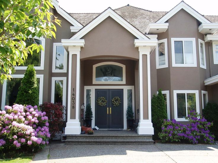Houses Colors best 25+ dulux exterior paint ideas only on pinterest