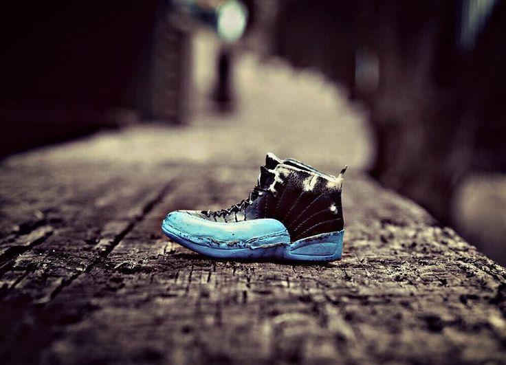 #blue #shoe #nike #jordans #jordanshoes #basketball #macrophotography #macro #barbie #toy #toysofinstagram #tiny #foot #sneakers #hdr #hdrart #hdrphotography #hdrphoto #contrast #blackandwhite #photooftheday #photographyislife #depthoffield #fujix_northamerica #fujifilmxt2 #fujixt2 #fujifilm #bigfoot