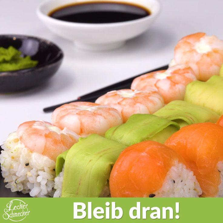 Sushi einfach selber machen