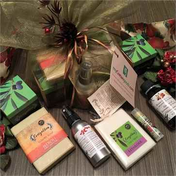 Natural Cosmetics Cretan Christmas gift