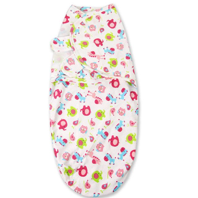 BalleenShiny Diapers cobertor Summer organic cotton infant parisarc Baby Wrap envelope swaddling swaddle Sleep bag baby bedding