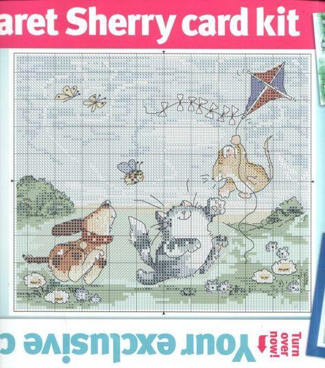Gallery.ru / Фото #85 - Cross Stitch Crazy 163 май 2012+Margaret Sherry bonus chart - tymannost