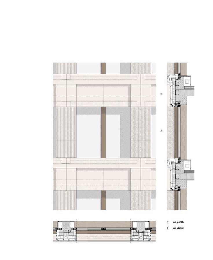 fassadengestaltung von max dudler berliner gelassenheit. Black Bedroom Furniture Sets. Home Design Ideas