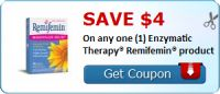 Save $4.00 On any one (1) Enzymatic Therapy® Remifemin® product : #Uncategorized Check it out here!!