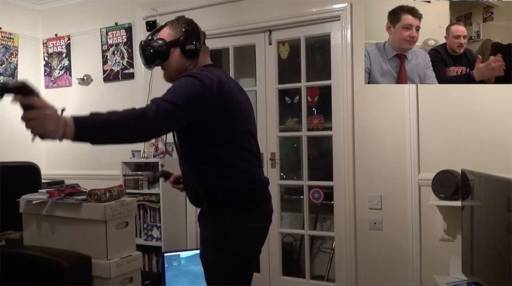 #SteamHammerVR Review 9/10 #HTCVive https://vimeo.com/205069535 http://ow.ly/7DIu309eMe7