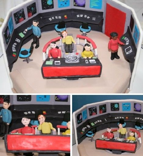 star trek cake 17 best images about trek cakes on groom 7668