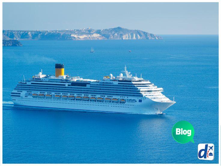 #Anímate a #viajar en #crucero con #Despegar