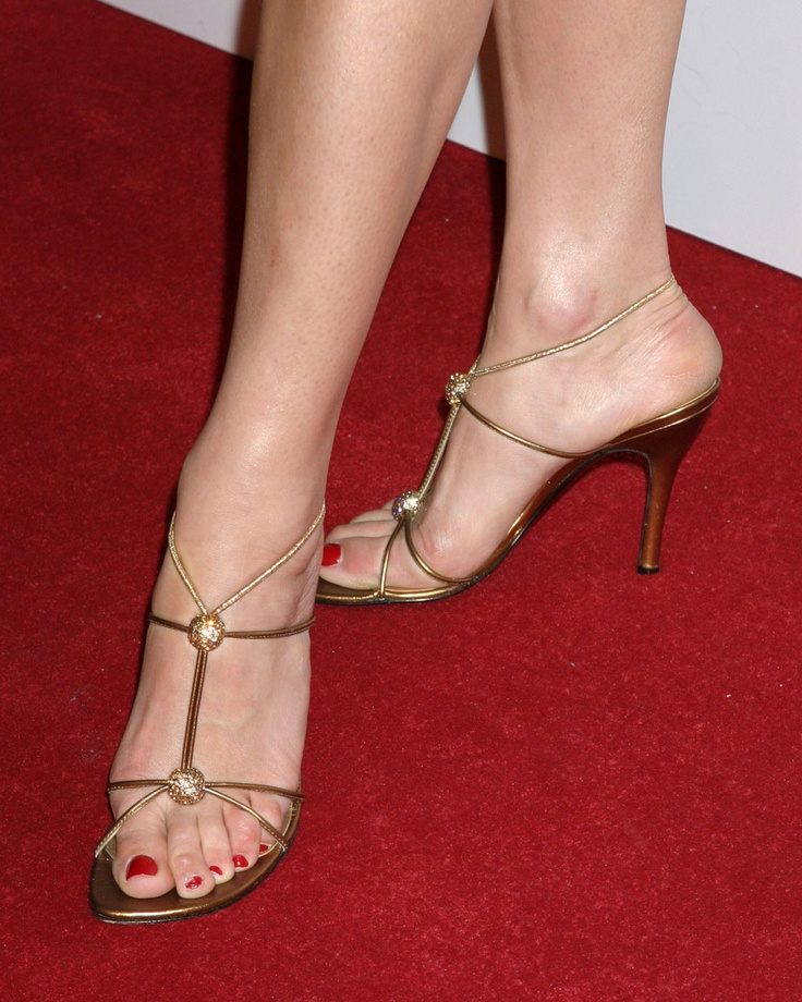 Jessica Chastain Shoe Size