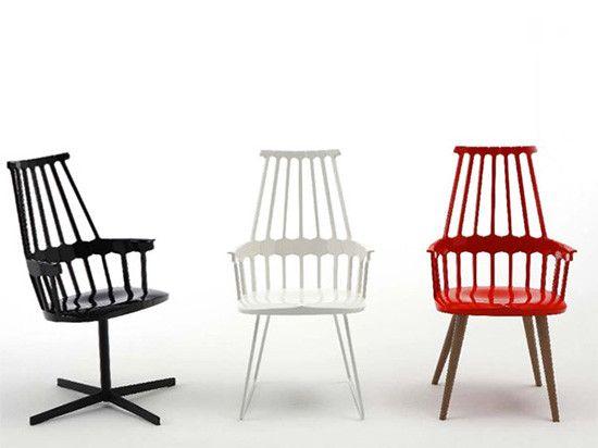 Вращающееся кресло Comeback — HomeGuide.ru