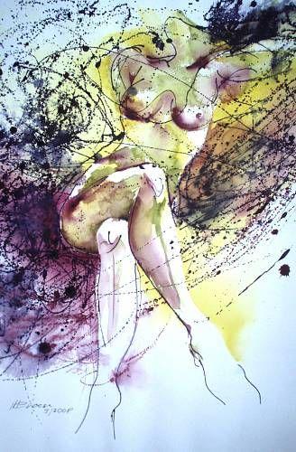 Carmen Kroese Kunst Akt/Erotik: Akt Frau Menschen: Frau Gegenwartskunst