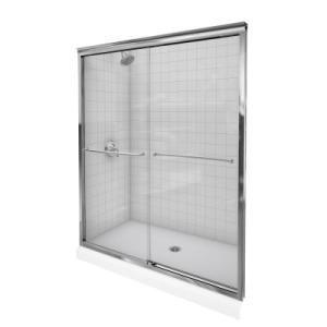 See How Frameless Glass Showers Define Luxury: Bypass Frameless Shower Door