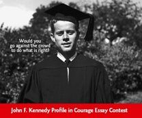 best profiles in courage ideas john kennedy jr profile in courage essay contest
