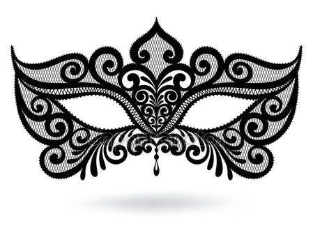 Descargar - Máscara de Carnaval Veneciano — Ilustración de stock #142189262