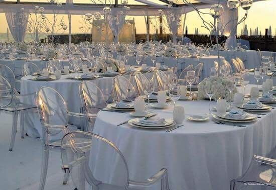 Make the most of the last few weeks of winter with our icy-cool ghost chairs. They certainly proved popular at an event in London today!  www.alfrescohire.co.uk 01279 870997  #events #wedding #winter #London #furniture #hire