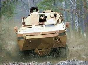 BAE Systems has offered a highly protected armoured vehicle integrated with a combat proven turret as the solution that will best meet the Australian Army's mounted combat reconnaissance requirements.  As prime contractor, the Company has teamed with Patria to offer the AMV35 Combat Reconnaissance Vehicle (CRV) under Phase 2 of the Land 400 Program.