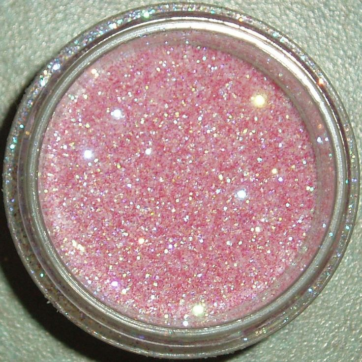 pink glitter ---rockin awesome..been wearing it for over 25 years why stop now?