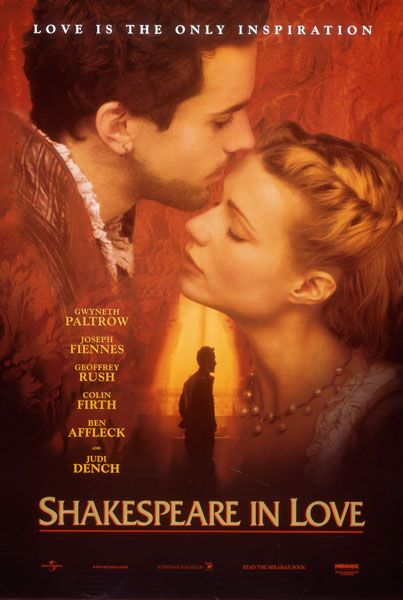The 71st Academy Awards | Oscar Legacy | Academy of Motion Picture Arts and Sciences 1998 Shakespeare in Love