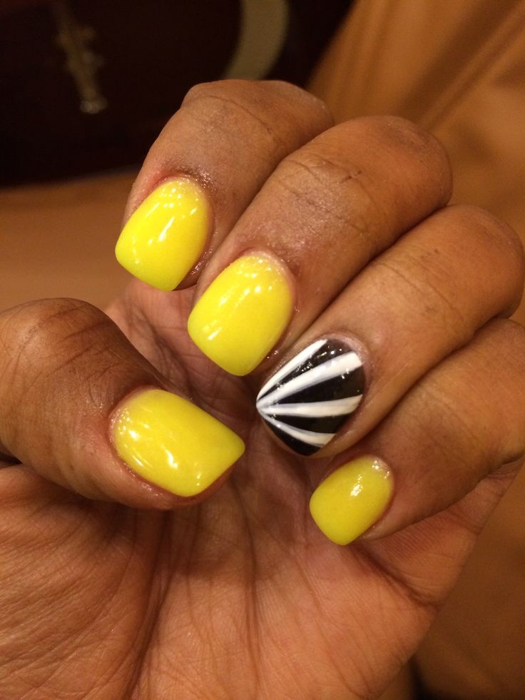 28 best Picasso Nails images on Pinterest | Dip, Ring finger and Black