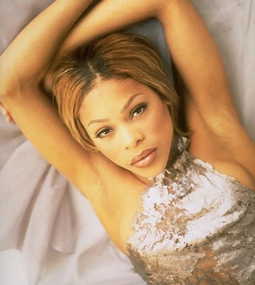 Tionne Watkins (T-Boz) from TLC