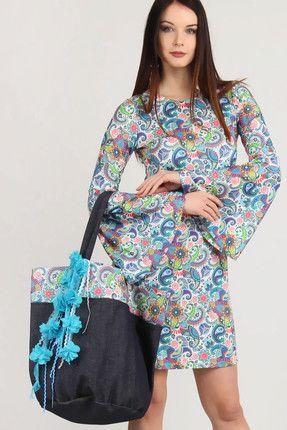 Chiccy Kadın Jean Flora Desenli Mavi Çiçek Bağlamalı Bohem Dev Torba Çanta || Kadın Jean Flora Desenli Mavi Çiçek Bağlamalı Bohem Dev Torba Çanta Chiccy Kadın                        http://www.1001stil.com/urun/3692018/chiccy-kadin-jean-flora-desenli-mavi-cicek-baglamali-bohem-dev-torba-canta.html?utm_campaign=Trendyol&utm_source=pinterest
