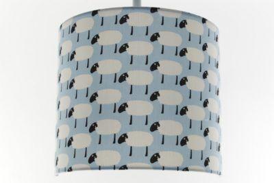 louise-klassieke-lampenkappen-lampen-klassiek-hanglampen-klemkappen-wandlampen-plooikappen-tafellampen-kinderkamer-vloerlampen-armaturen-WL-06037-scap.blauw