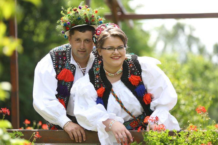 Norica și Vasile. Nuntă tradițională la Vadu Izei, Maramureș