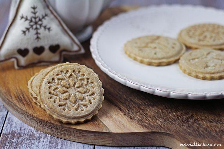Gingerbread Cookies / Perníkové sušenky | Na vidličku food blog