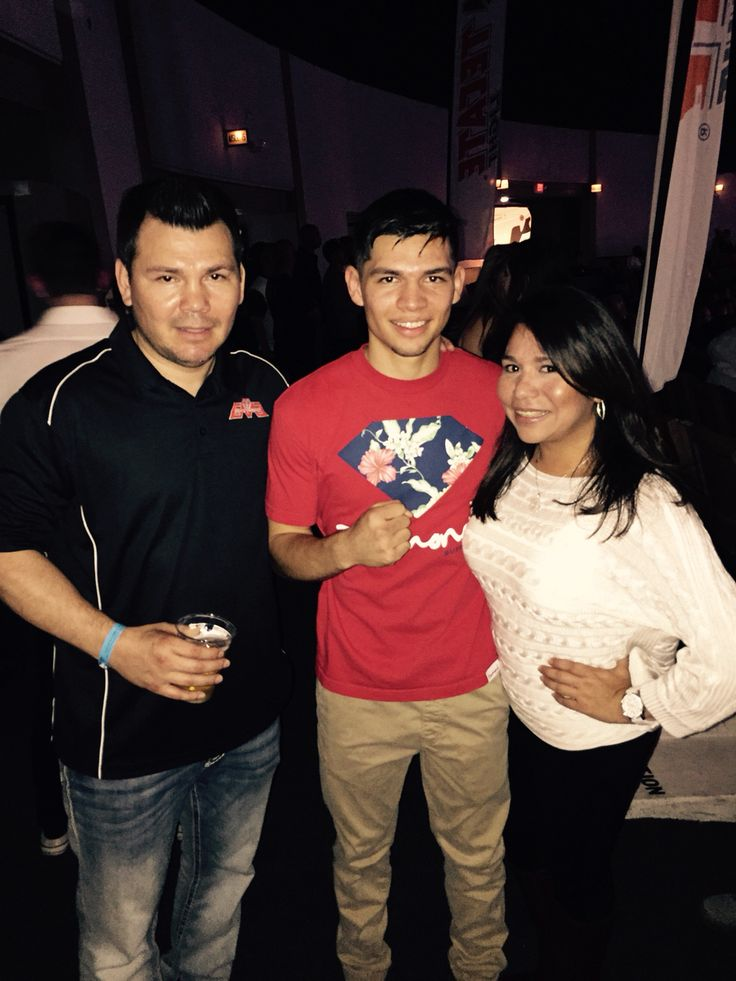 Best sport Ever...Boxing!.,.Champ Raul Marquez and his son Arturo Marquez professional debut! 3-19-16, Houston, TX