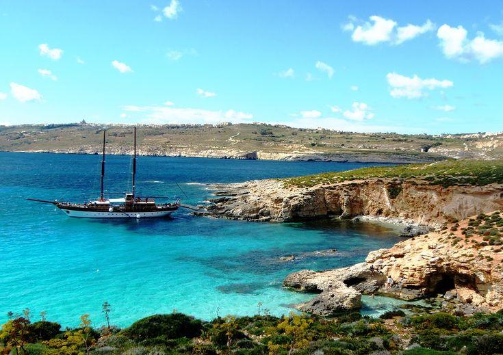 Comino #Malta #viaggi #journey / seguici su www.cocoontravel.uk