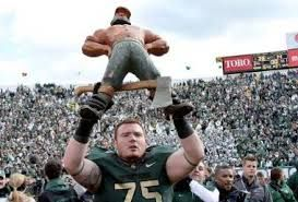 Top Five Big Ten Football Rivalries No. 3 | No Off-Season Paul Bunyan Trophy