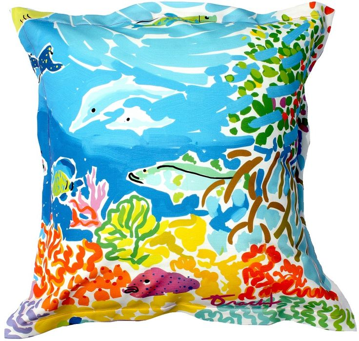 17 Best images about VIBRANT Tropical / Coastal Indoor Outdoor Pillows by Kelly Tracht on ...