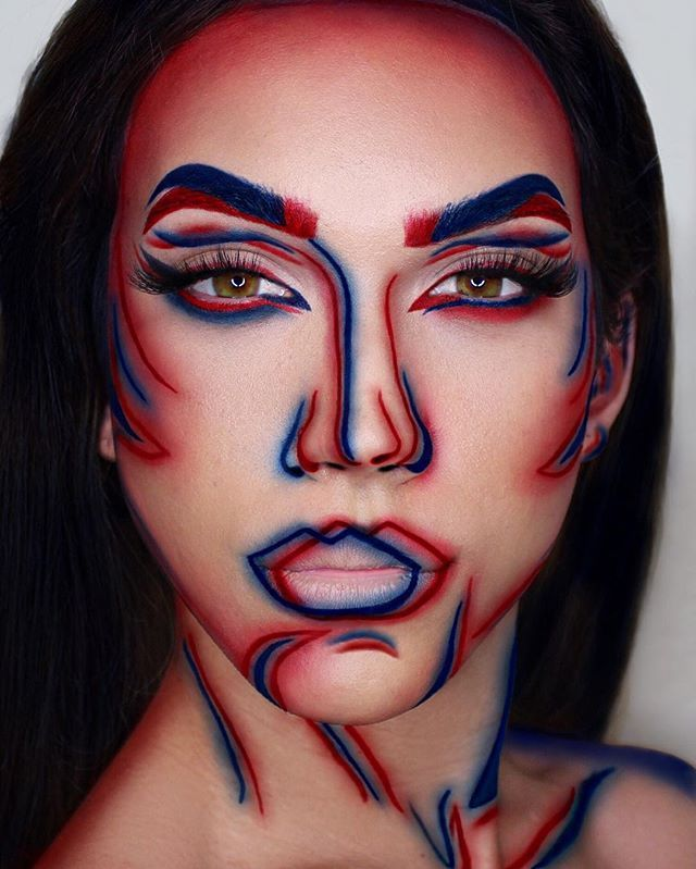 3D  Thank you for all the love on my last couple of posts ❤️ inspo: @kenyadmua  #openmindfreesoul