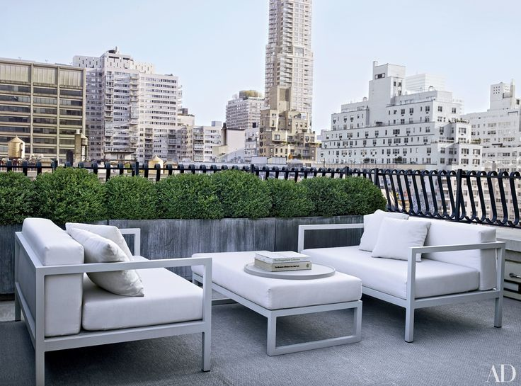 Apartment Outdoor Furniture Part - 42: These 8 Minimalist Outdoor Spaces Are Incredibly Serene