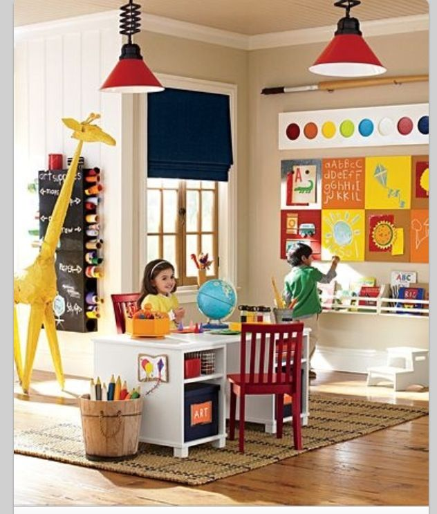 64 Best Kids Playrooms Images On Pinterest Play Rooms Child Room And Entertainment Room