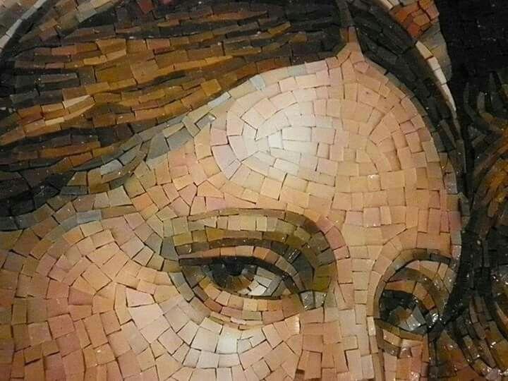 Madonna della seggiola  (detail)