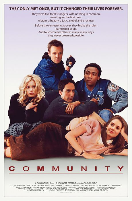 #Community meets The Breakfast Club