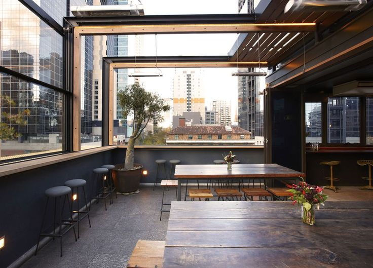 Melbourne's great rooftop bars and balconies