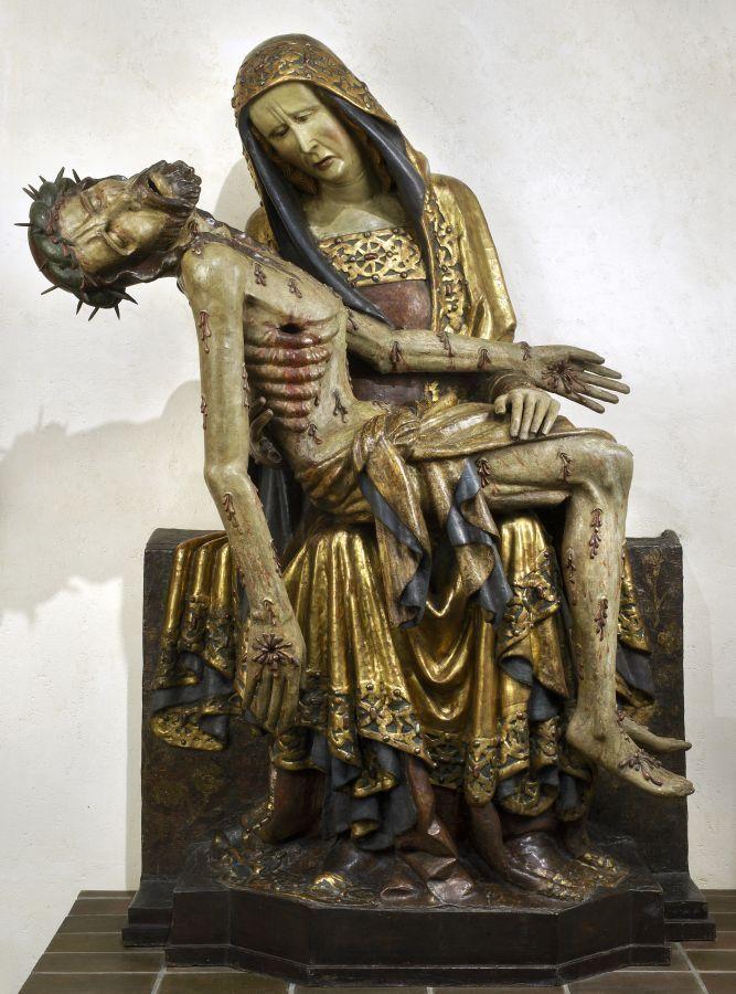 Pietà z Lubiąża
